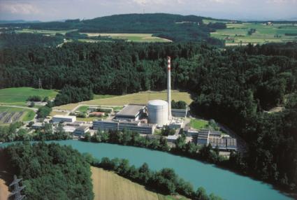 Szwajcarska elektrownia jądrowa Muehleberg
