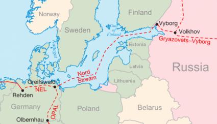 Kosztowna zabawka. Rurociąg Nordstream dostarcza gaz do elektrowni stabilizujących system rozchwiany przez OZE