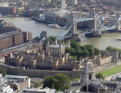 Serce Londynu - Tower of London